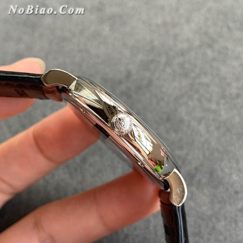 FK厂万国柏涛菲诺系列黑面瑞士eta2892机芯版复刻手表