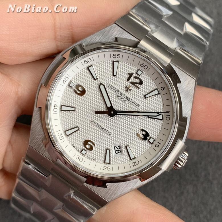 MKS厂江诗丹顿第二代纵横四海系列47040/B01A-9093白面钢带复刻手表