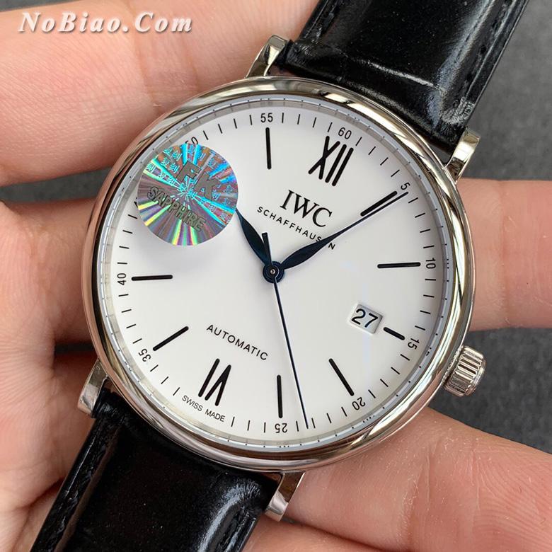FK厂万国柏涛菲诺系列白面瑞士eta2892机芯版复刻手表