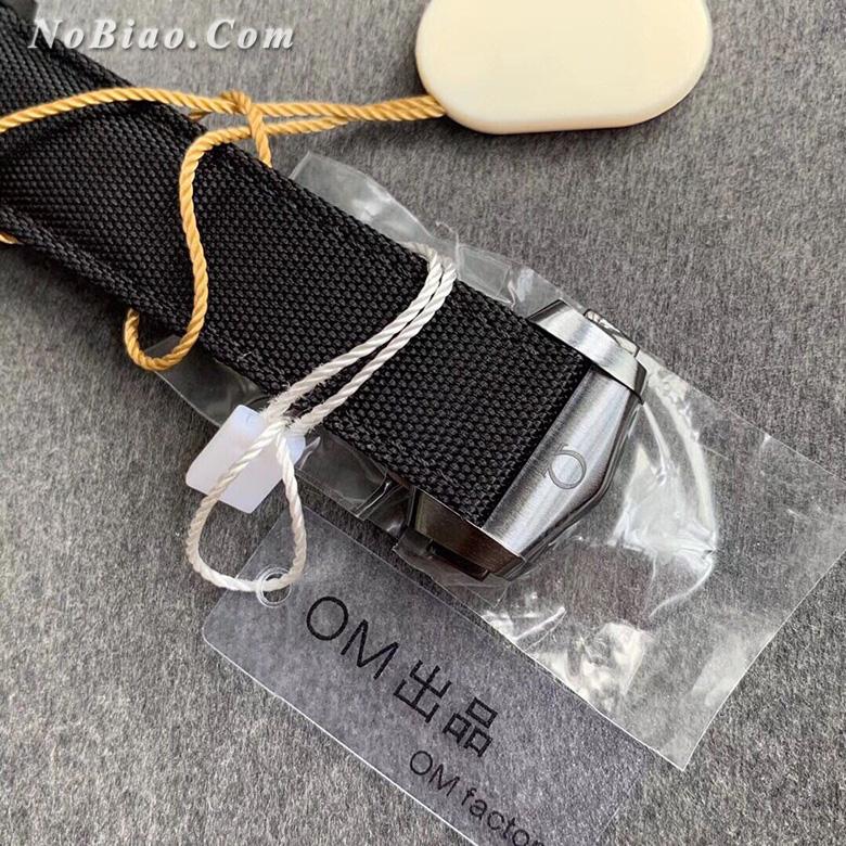 OM厂欧米茄超霸系列月之暗面陶瓷壳高仿手表