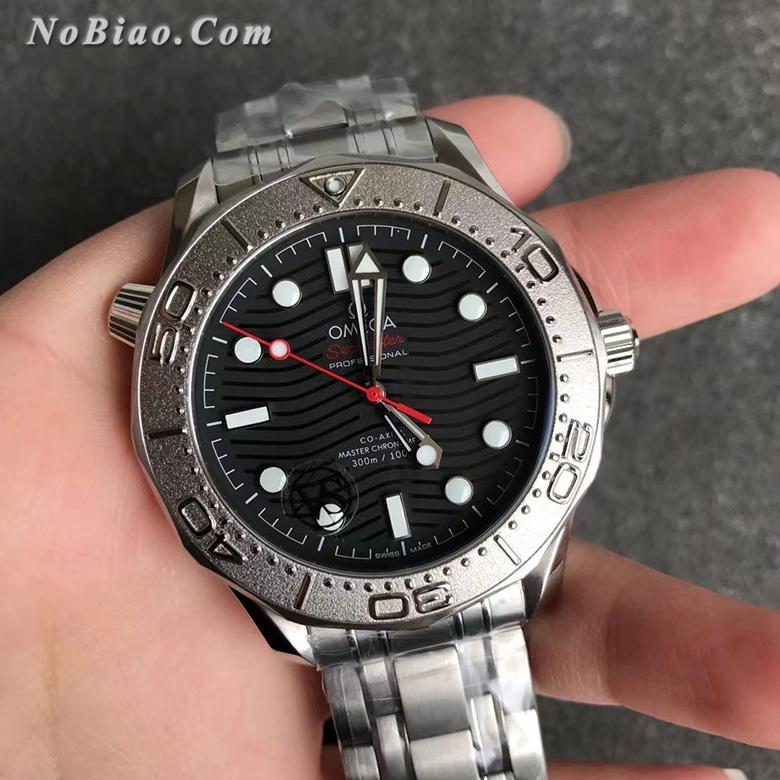 VS厂欧米茄海马300M Nekton特别版210.30.42.20.01.002复刻手表