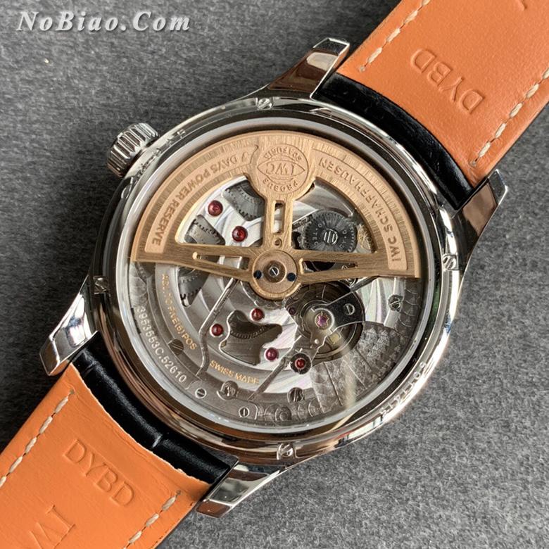 V9厂万国葡萄牙系列白面万年历复刻手表