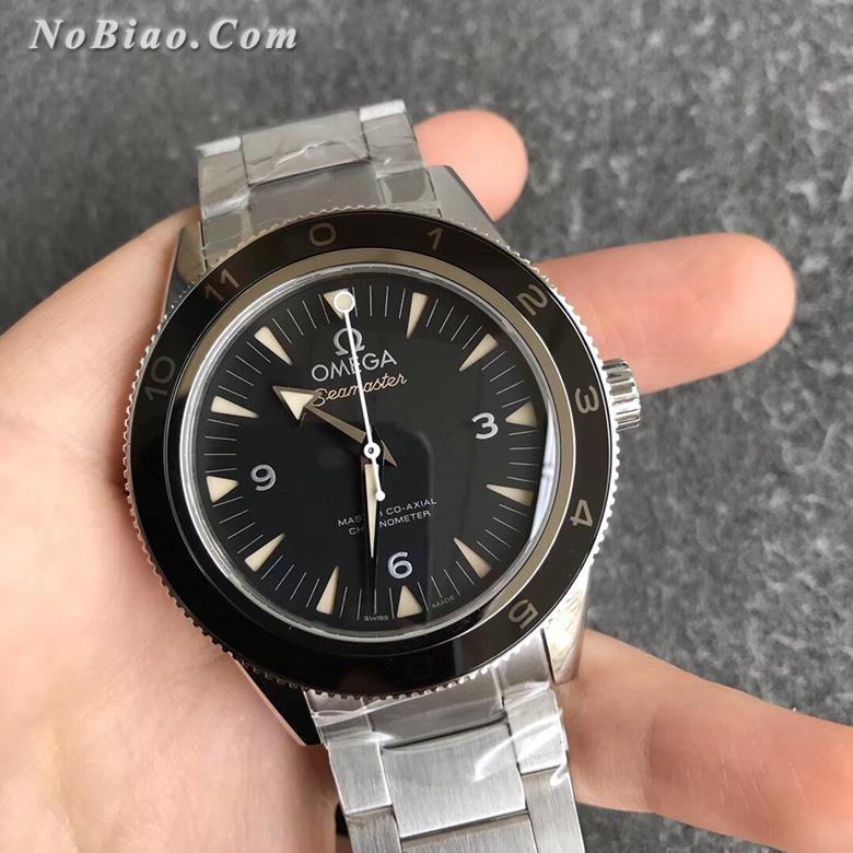 VS厂欧米茄海马系列《007:幽灵党》限量款复刻手表