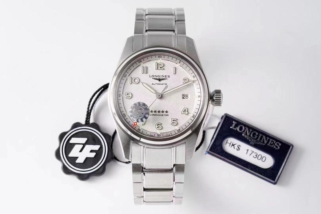 ZF厂浪琴先行者系列白面钢带款复刻手表