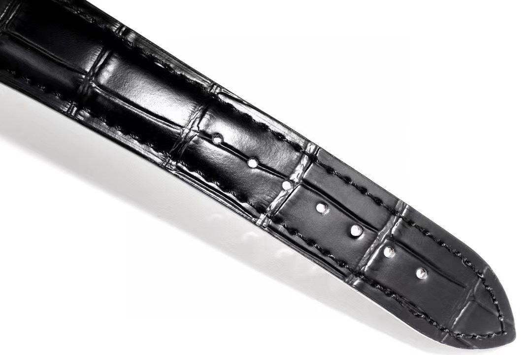 VCR厂江诗丹顿马耳他系列黑面陀飞轮复刻手表